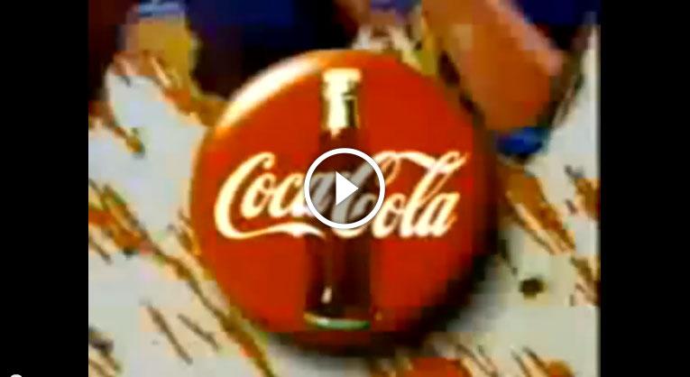 Classic commercial - always coca cola
