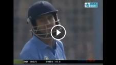 Mahendra singh dhoni debut vs Bangladesh - chittagong 2004 scored zero