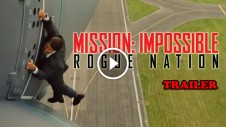 Mission Impossible Rogue Nation - Tom Cruise - Movie Trailer