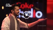 best coke studio performance by Atif Aslam - Tajdare haram - qawali originally sung by Sabri brothers