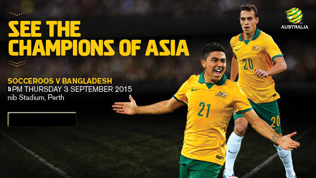 Bangladesh vs Australia world cup qualifier fifa world cup 2018