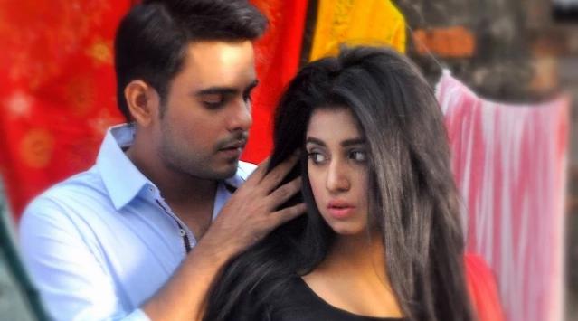 shudhu tomar jonno mon dhruba bangla music video