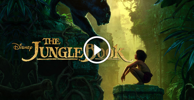 mowgli the jungle book trailer teaser