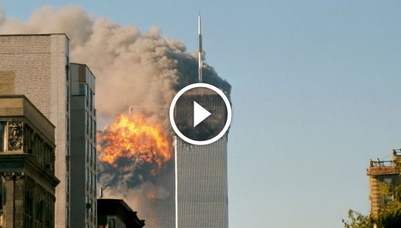 viral video 911 world trade center terrorist attack