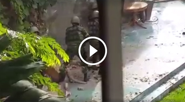 full video of commando operation - terrorist attack holey artisan cafe gulshan dhaka