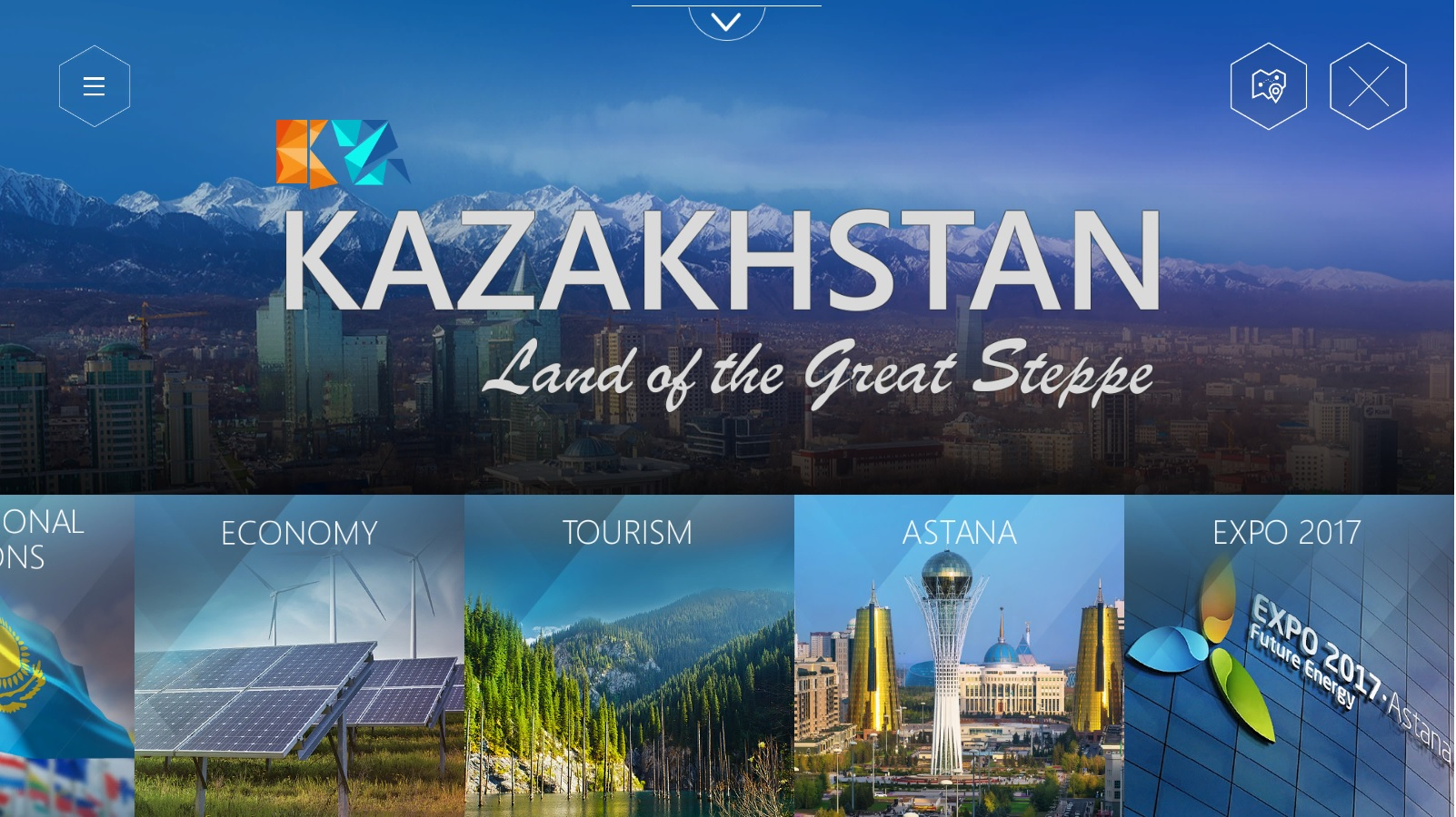 country profile former soviet union republic member kazakhstan 9th largest country in the world