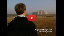 Nathaniel Kahn Discovers his fathers creation - National Assembly Building of Bangladesh