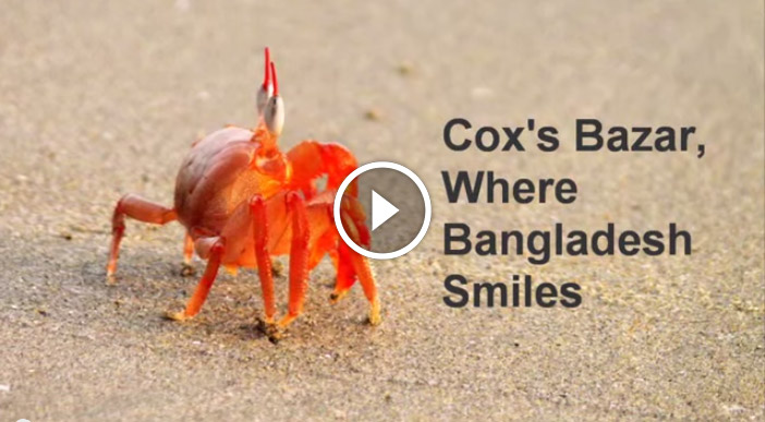 Cox's Bazar - Where Bangladesh Smiles
