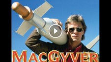 macgyver - popular tv serial from 90's