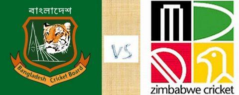 Bangladesh vs Zimbabwe, Test series 2014