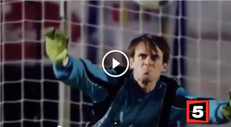 Funniest Football Goal Keeping