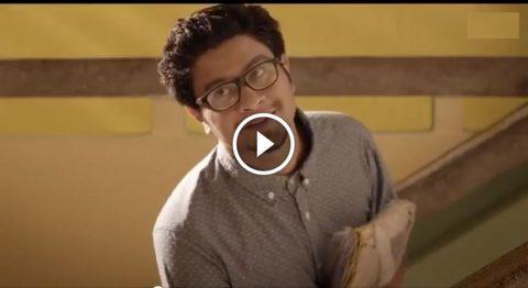 Nuhash Humayun - Son of Humayun Ahmed in Grameenphone ad