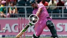 AB De Villiers scores fastest ODI century