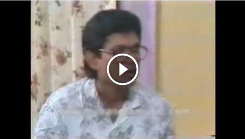 Funniest scene from natok bohubrihi - humayun ahmed