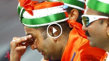 Sad faces of indians after defeat against Australia - cheating was not enough