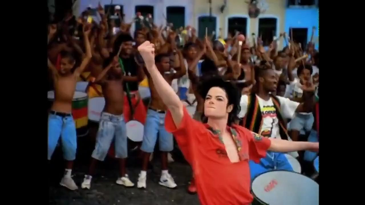 Michael Jackson - THey don't realy care about us