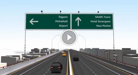 Dhaka Elevated Expressway - future looks promising