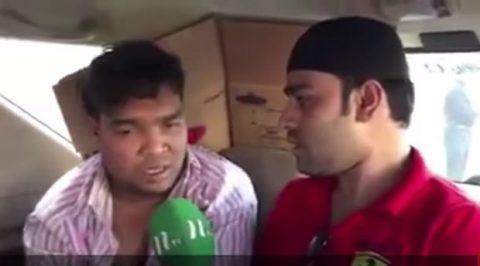 Kamrul - killer of Rajon in sylhet caught in Saudi Arabia