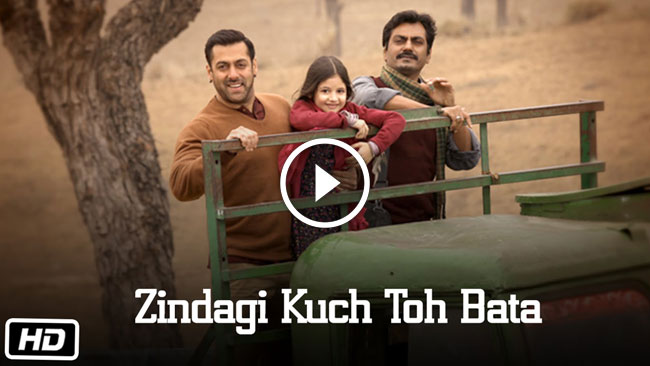 kuch toh bata zindegi apna pata from hindi movie bajrangi bhaijaan - salman khan, kareena kapoor