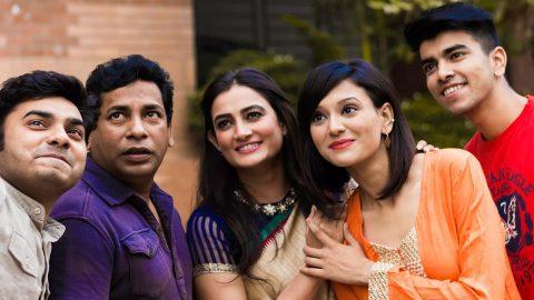 misfire bangla comedy natok mosharraf karim aparna salman sabila