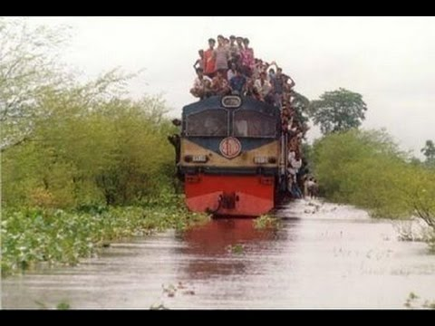 train-travel-water
