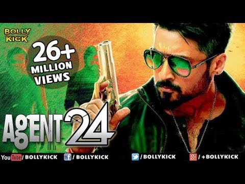 Agent 24 Full Movie | Hindi Dubbed Movies 2019 Full Movie | Surya Movies | Action Movies