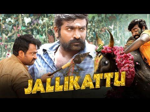 Jallikattu (Karuppan) 2018 New Released Full Hindi Dubbed Movie | Vijay Sethupathi, Bobby Simha