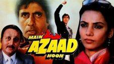 Main Azaad Hoon (1989) Full Hindi Movie   Amitabh Bachchan, Shabana Azmi, Anupam Kher