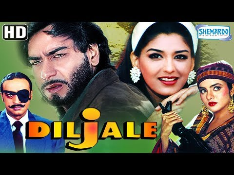 Diljale {HD} – Hindi Full Movie – Ajay Devgan – Sonali Bendra – Amrish Puri – Hit Film With Eng Subs