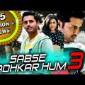 Sabse Badhkar Hum 3 (Chinnadana Nee Kosam) 2018 Hindi Dubbed Full Movie | Nithin, Mishti, Nassar