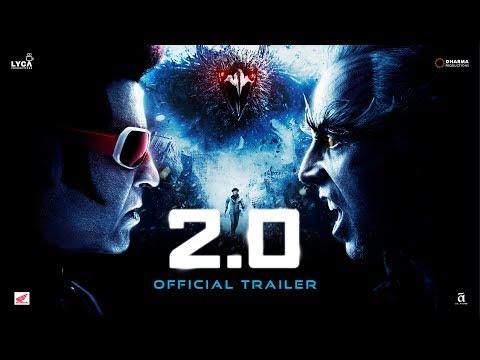2.0 – Official Trailer [Hindi] | Rajinikanth | Akshay Kumar | A R Rahman | Shankar | Subaskaran