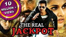 The Real Jackpot (Sahasam) Hindi Dubbed Full Movie | Gopichand, Taapsee Pannu, Shakti Kapoor