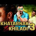 Khatarnak Khiladi 3 (Jaggu Dada) Hindi Dubbed Full Movie | Darshan, Deeksha Seth