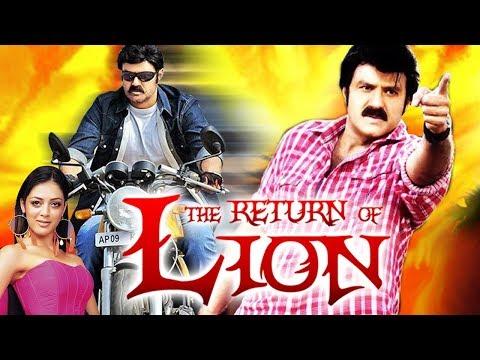 The Return of Lion (Srimannarayana) Hindi Dubbed Full Movie | Nandamuri Balakrishna, Parvati Melton