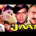 Hindi Romantic Movie | Jaan | Full Movie | Ajay Devgan | Twinkle Khanna | Bollywood Romantic Movie