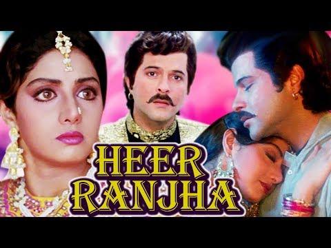 Heer Ranjha Full Movie   Sridevi Hindi Romantic Movie   Anil Kapoor   Bollywood Romantic Movie