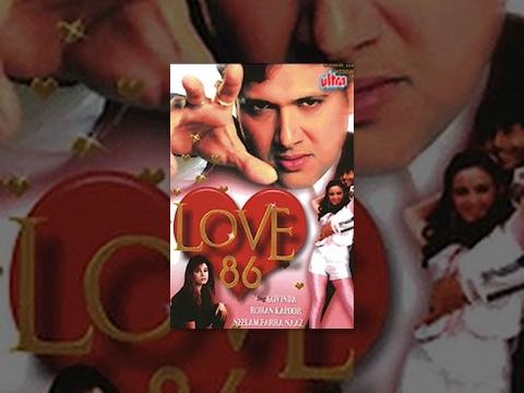 Love 86 Full Movie | Govinda Hindi Romantic Movie | Neelam | Farha