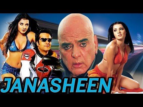 Hindi Romantic Movie | Janasheen | Full Movie | Fardeen Khan | Celina Jaitley | Feroz Khan