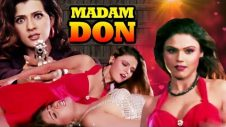 Madam Don | Full Movie | मैडम डॉन  | Hindi Action Movie | Bollywood Movie