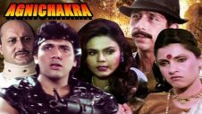 Agnichakra  | Full Movie | Govinda | Naseeruddin Shah | Dimple Kapadia | Hindi Action Movie