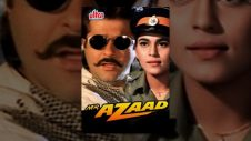 Mr. Azaad Full Movie | Anil Kapoor Hindi Action Movie | Bollywood Movie