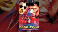 Chaalbaaz Full Movie | Mithun Chakraborty | Rajat Bedi | Superhit Hindi Movie