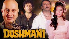 Dushmani: A Violent Love Story | Full Movie | Sunny Deol Hindi Action Movie | Jackie Shroff