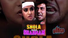 Shola Aur Shabnam Full Movie | Govinda Hindi Comedy Movie | Divya Bharti | Bollywood Comedy Movie
