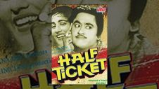 Half Ticket Full Movie | Kishore Kumar | Madhubala | Old Classic Hindi Movie