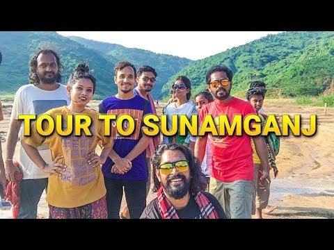 Tour to Sunamganj with Jibon Sanket, Sylhet, Bangladesh