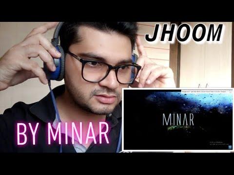 MINAR | JHOOM | Official Music Video | Angshu | Bangla New Song | Reaction!