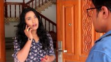 শুটিং ভিডিও | Bangla Natok Shooting | S I RONY | Maya Mitu ||