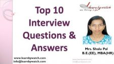 Top 10 Interview Questions and Answers – (Hindi / Urdu)