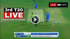 GTV Live Afghanistan vs Ireland Series 2019 Rabbitholebd Sports